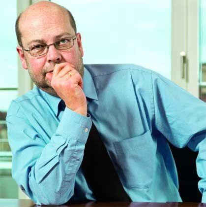 """Johannes Bähr ist promovierter Wirtschaftshistoriker und Autor der Jubiläumschronik """"Die MAN. Eine deutsche Unternehmensgeschichte"""""""