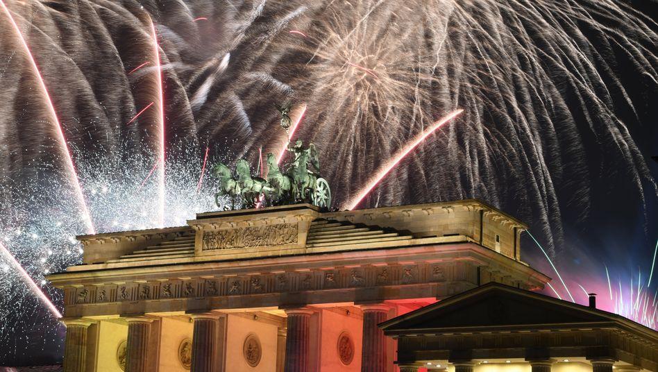 Erst Diesel, jetzt Böller: Geht es nach der Deutschen Umwelthilfe, war dies das letzte Silvester-Feuerwerk in Berlin
