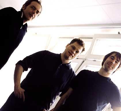 In jeder Gegend suchen: Qype-Teammitglieder (v.l.n.r.) Benjamin Rabe (Design), Stephan Uhrenbacher (Gründer) und Frank Westphal (Technik)