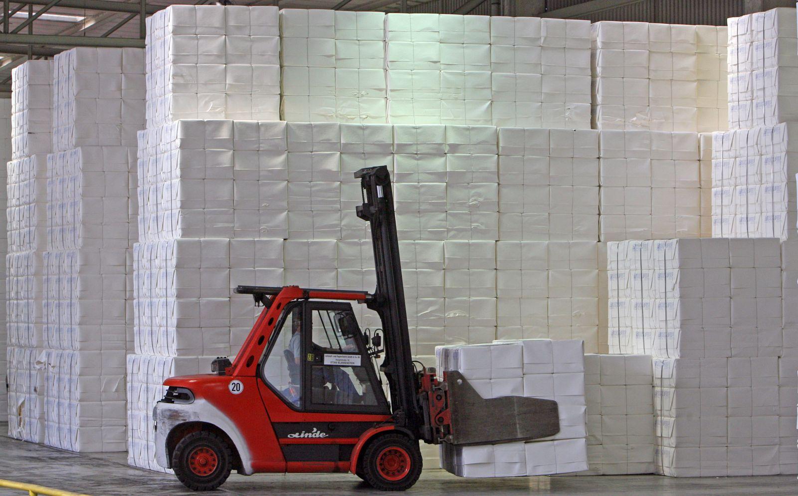Zellstofffabrik Rosenthal / Papier