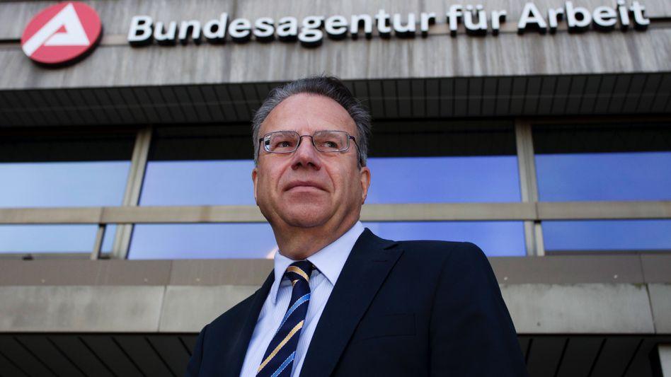BA-Chef Frank-Jürgen Weise: Hat sich einen Namen als harter Reformer gemacht