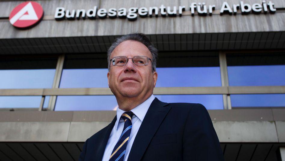 """""""Defizite in der Willkommenskultur"""": Frank-Jürgen Weise, Chef der Bundesagentur, wünscht sich attraktivere Bedingungen für Arbeitskräfte aus dem Ausland"""