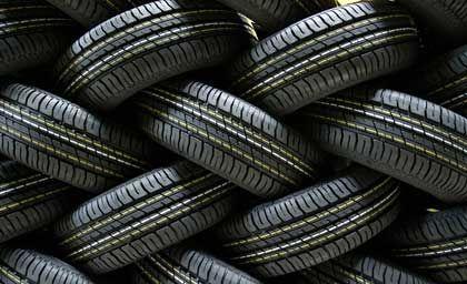 Lohnendes Geschäft: Reifenlager der Servicekette ATU