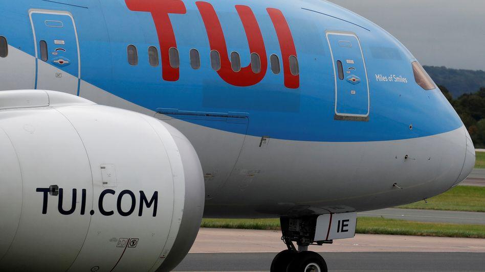 Trotz der Debatte um den Klimawandel sind Flüge in Urlaubsländer weiterhin stark nachgefragt