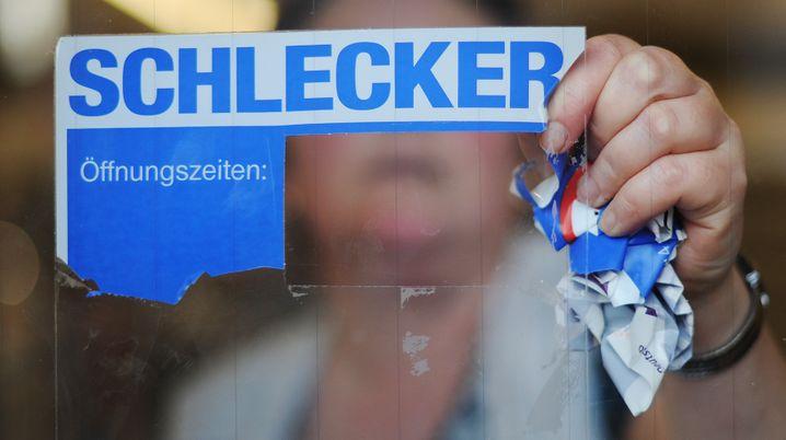 Das Ende von Schlecker: Die Staatsanwaltschaft ermittelt inzwischen wegen Insolvenzverschleppung