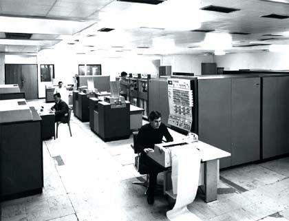 Rechner von gestern: Vielen Unternehmen fehlt das Geld für die Umstrukturierung ihrer IT-Systeme