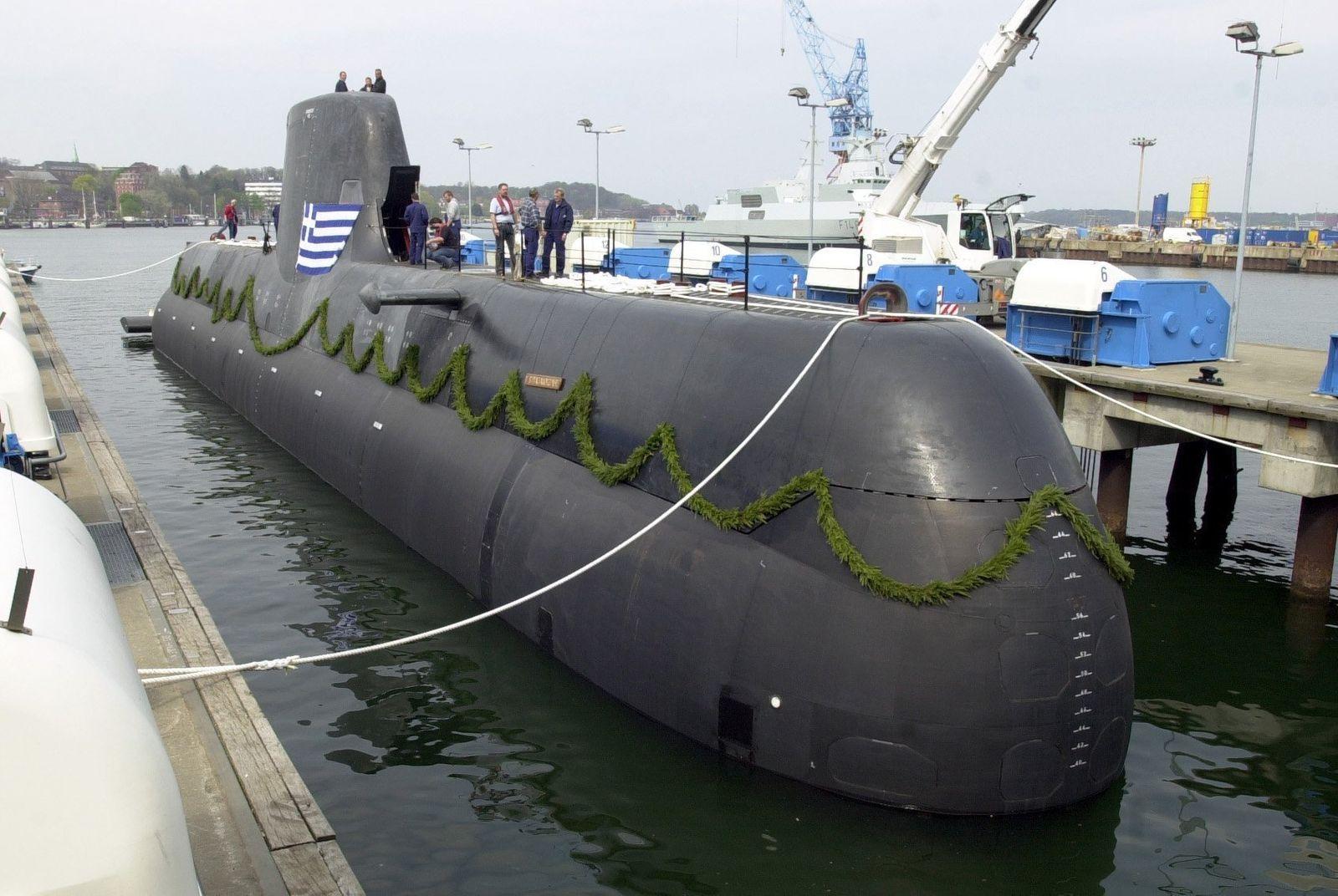 HDW / U-Boot / U Boot / ThyssenKrupp Marine Systems