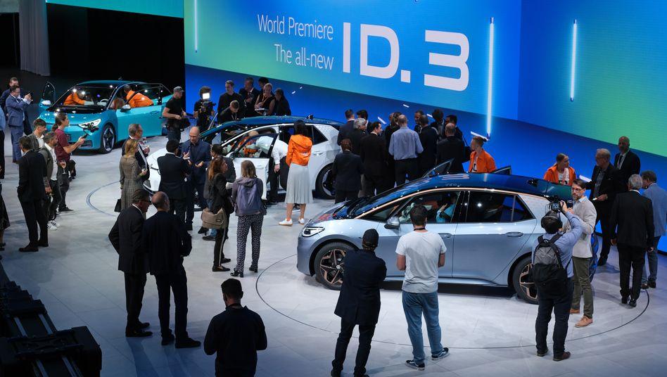 Automesse IAA Frankfurt: Die Kritik der Autohersteller am Konzept der Messe wird lauter