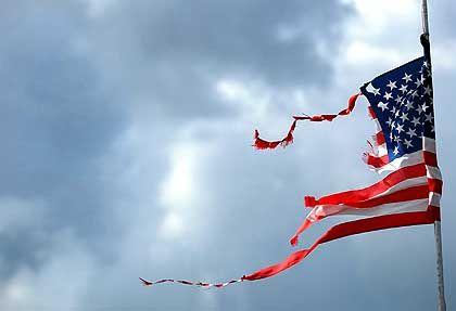Lädiertes Vorbild: Die USA werden für lange Zeit als Motor der Weltwirtschaft ausfallen