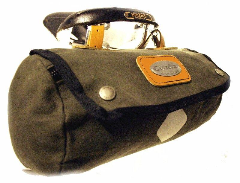 Fahrrad-Tasche / Carradice