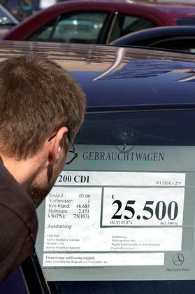 Gebrauchte als Schlüssel zum Neuwagengeschäft: Händler kritisieren das Marketing der Konzerne
