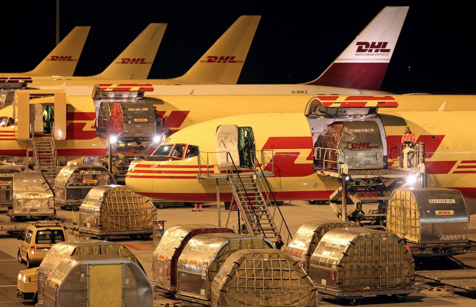 DHL-Frachtmaschinen / Paket-Bomben / Jemen