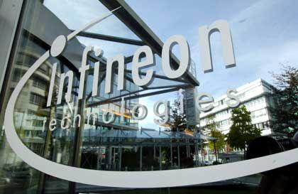 Rückschlag: Infineon wie auch Qimonda melden einen Gewinneinbruch
