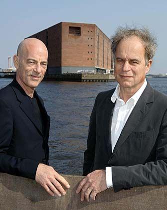 Private Kunstausstellungen für besser Betuchte: Das Architektenpaar Herzog & De Meuron baut exklusivste Galerien