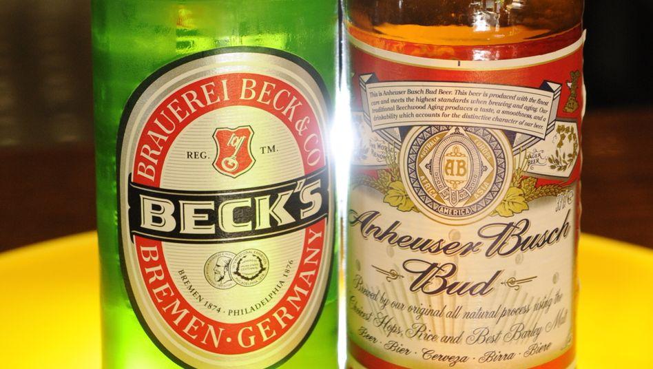 300 Marken unter einem Dach: Der Bierkonzern Anheuser-Busch ist in Deutschland auf der Suche nach neuen Übernahmezielen