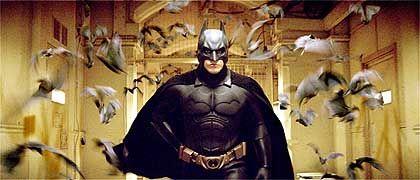 """Kassenschlager 2005:Der Film """"Batman Begins"""""""