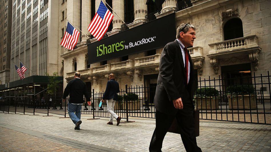 US-Börse in New York: Die große kapitalistische Umwälzpumpe läuft leer