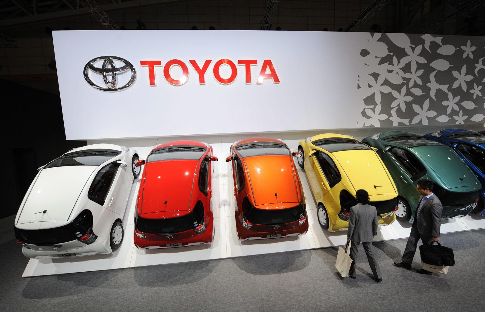 Thema mmO: Toyota