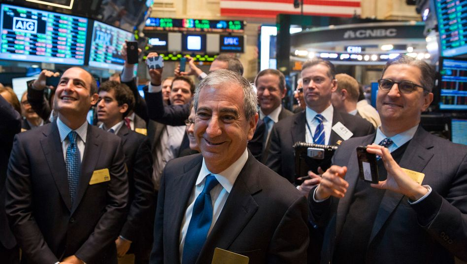 Ken Moelis (beim eigenen Börsengang 2014): Investmentbanker alter Schule