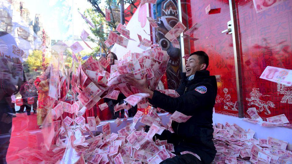 Yuan ohne Ende: Die Märkte fürchten derzeit eine weitere Abwertung der chinesischen Währung