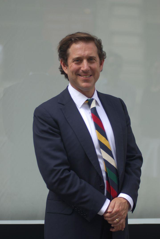 Hudson's-Bay-CEO Richard Baker: Der Immobilienexperte hat sich innerhalb weniger Jahre ein länderübergreifendes Handels- und Immobilienimperium zusammengekauft