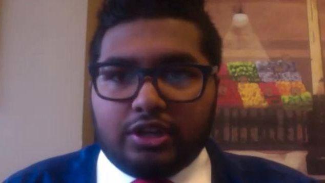 Hat die ganze Welt genarrt: Der 17-jährige New Yorker Mohammed Islam