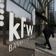 """""""Schlechter geworden"""": Die KfW in Frankfurt am Main"""