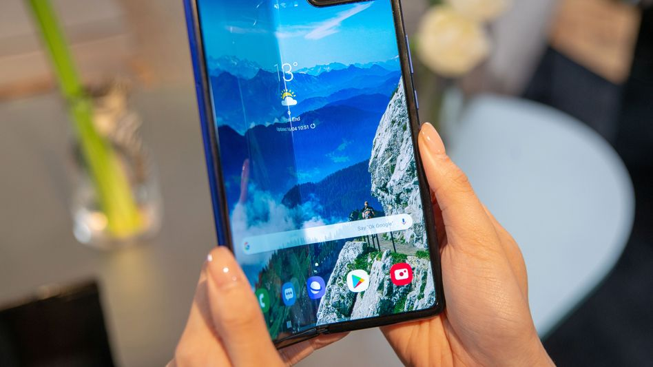 Samsung Galaxy Fold: Marktstart wegen technischer Probleme verschoben