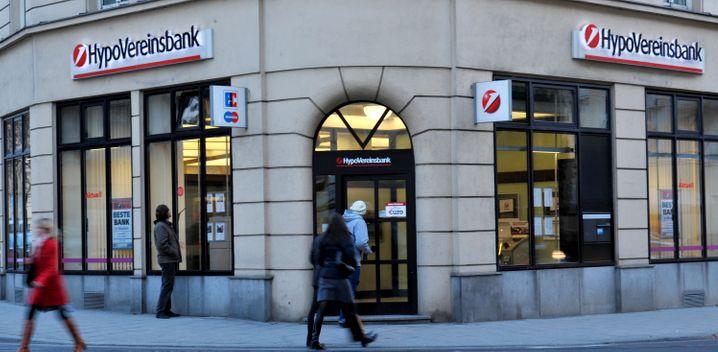 HypoVereinsbank schließt zwei Drittel ihrer Geschäftsstellen