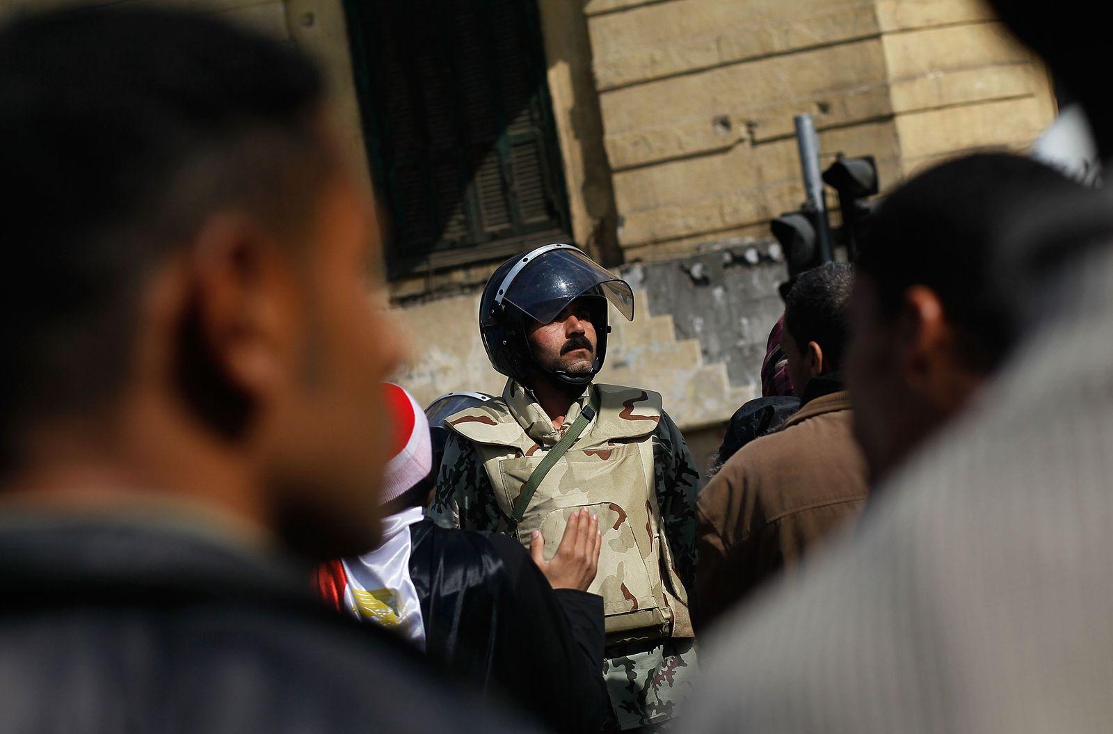 Proteste Ägypten Sonntag