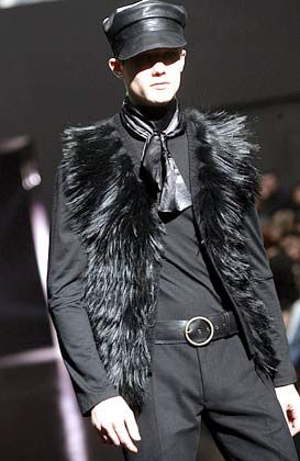 Männermode von Versace:
