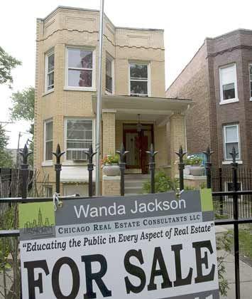 Noch nicht ausgestanden: Im Zusammenhang mit der Kreditkrise droht Millionen Hausbesitzern die Zwangsversteigerung
