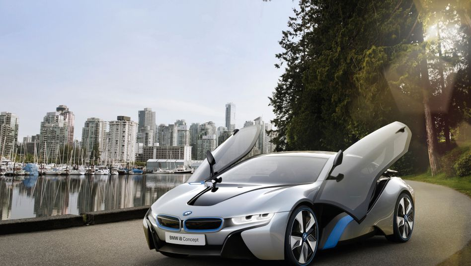 Hoffnungsträger: Der BMW-Elektrowagen i3