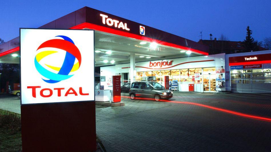 Total-Tankstelle in Leipzig: Französisches Unternehmen investiert in erneuerbare Energie