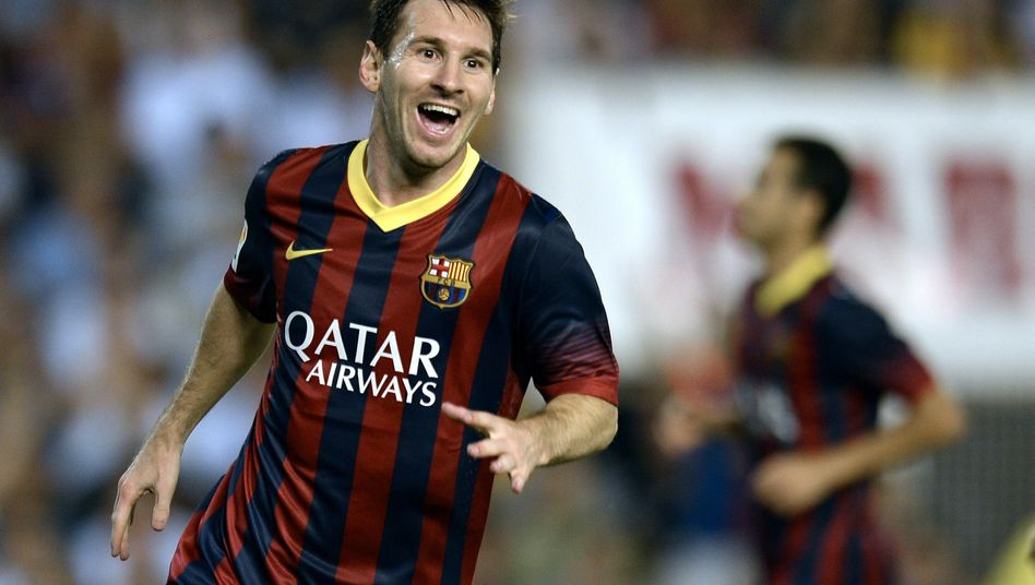Lionel Messi: Der Weltfußballer soll am 17. September - zum Beginn der Champeons-League - vor Gericht erscheinen