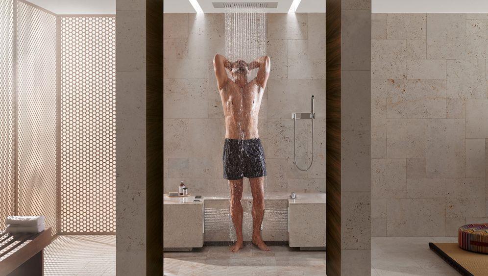 Badtechnik: Was moderne Brausen fürs Bad alles können