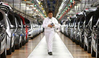 Harte Zeiten: Der Volkswagenabsatz bleibt weiter auf Sinkflug