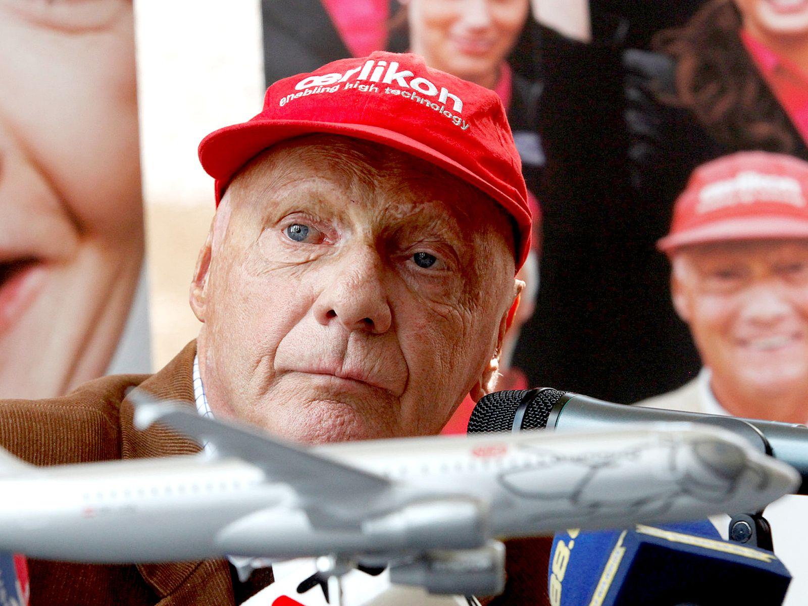 Niki Lauda DAILY