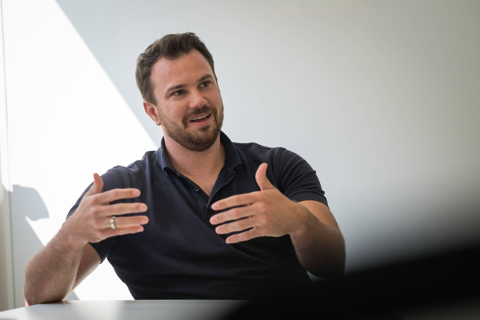 Interview mit dem Stuttgarter Tesla Geschaeftsfuehrer Jochen Rudat Jochen Rudat Tesla