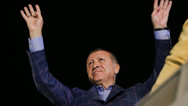 Fotostrecke: Wahltag in der Türkei