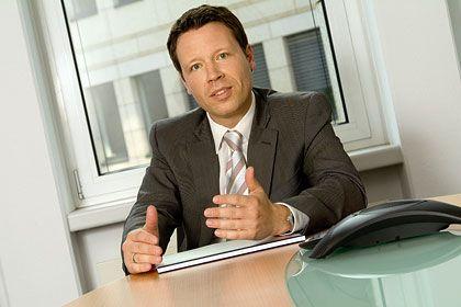 Der Fürsprecher: Markus Sievers arbeitet seit Jahren mit Hedgefonds