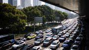 Chinas Automarkt glänzt mit Riesen-Zuwachs