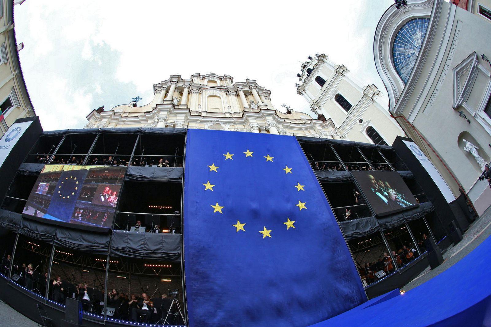 Litauen - Euroeinführung