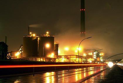 Größter Kupferkonzern Europas: Hamburger Werk der Norddeutschen Affinerie