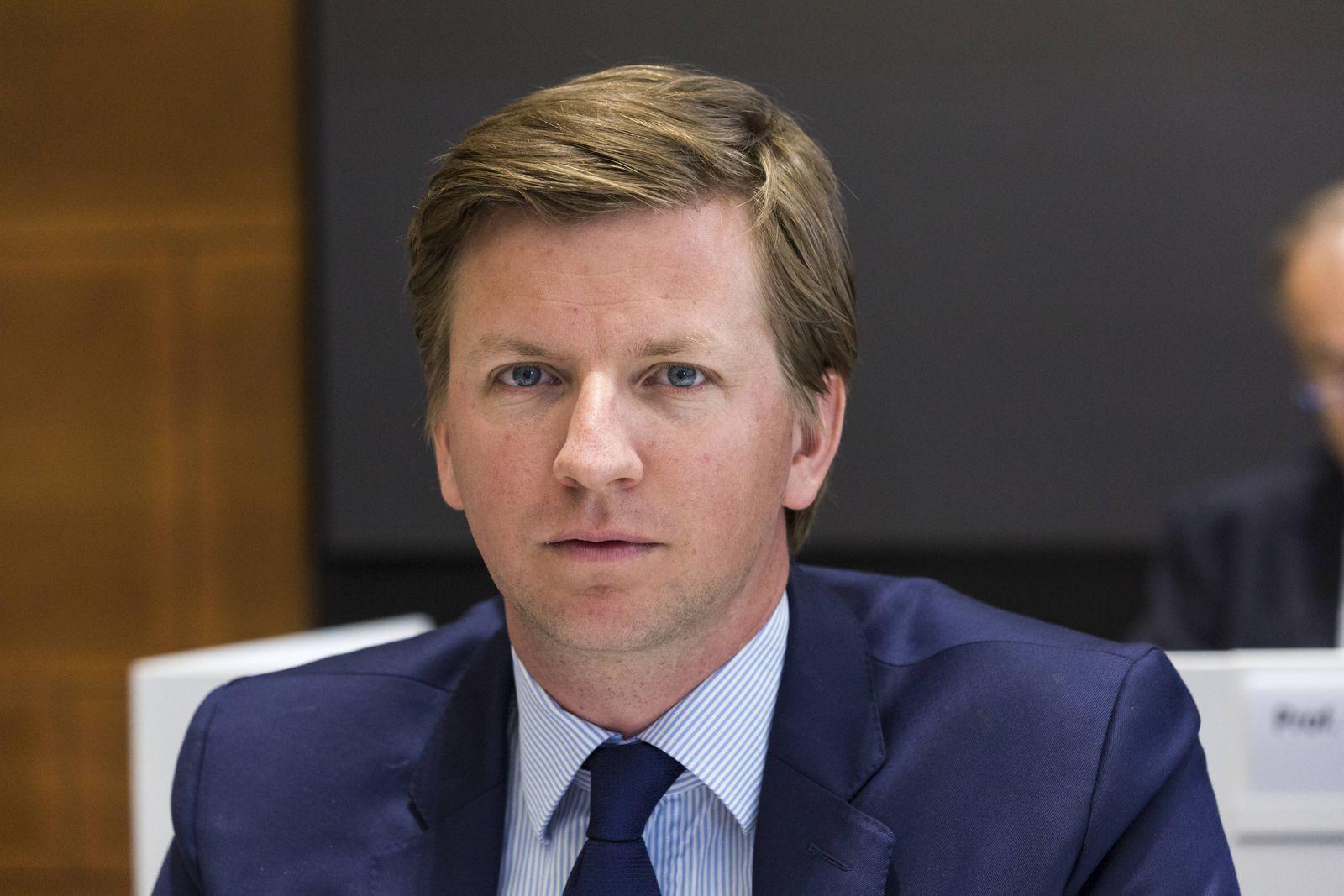 Alexander Kudlich Vorstandsmitglied auf der Hauptversammlung der Rocket Internet SE am 08 06 2018