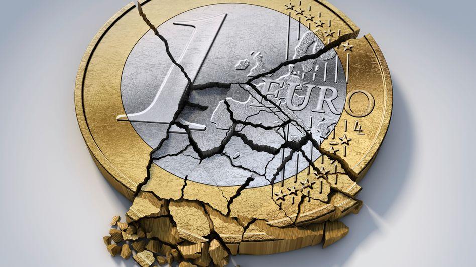 Der Euro: Spaltpilz für Europa und wichtigste Waffe radikaler Kräfte gegen die Demokratie