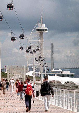 Lissabon: Auch eine mögliche Adresse