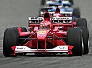 Fährt Schumacher in drei Jahren auf Sat1?