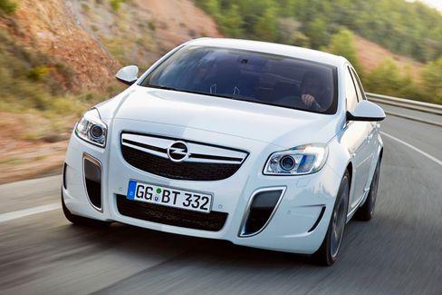 Opel Insignia: Als Buick wird aus ihm der LaCrosse