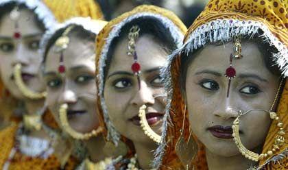 Tänzerinnen: Kenntnis der Kultur ist unerlässlich